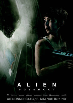 Filmposter Alien: Covenant