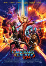 Filmposter Guardians of the Galaxy Vol. 2