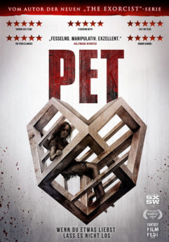 DVD-Cover PET
