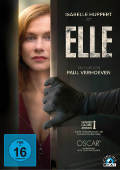 DVD-Cover Elle