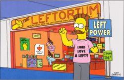 Neds Leftorium