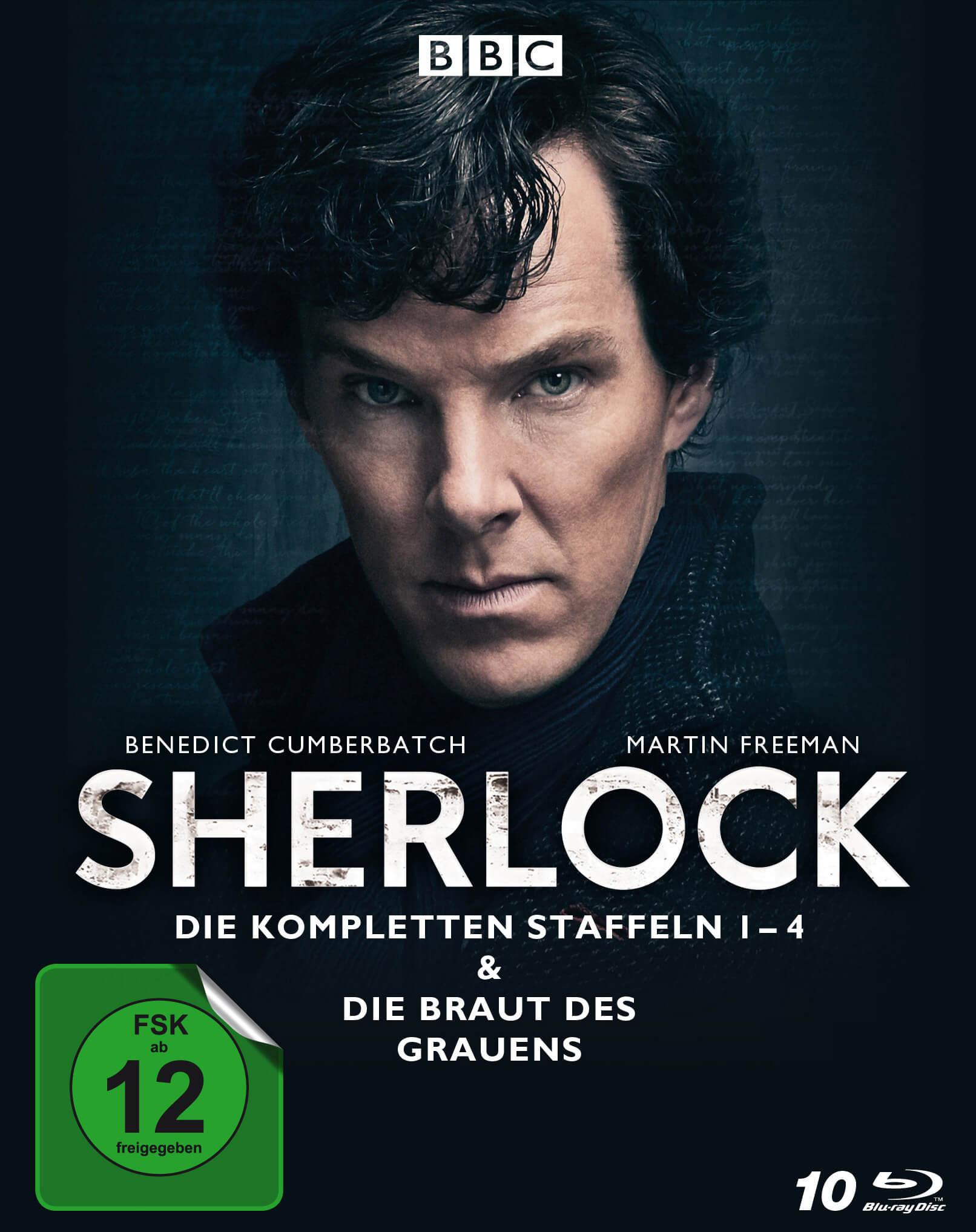 Sherlock Holmes Filmreihe