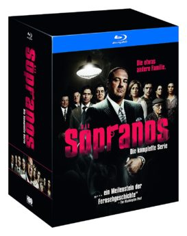 Die Sopranos Box