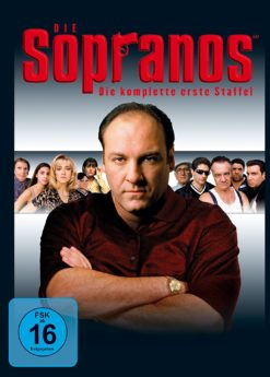 DVD-Cover Die Sopranos, Staffel 1