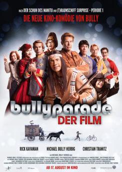 Filmposter Bullyparade – Der Film