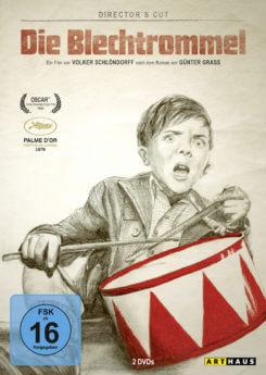 DVD-Cover Die Blechtrommel