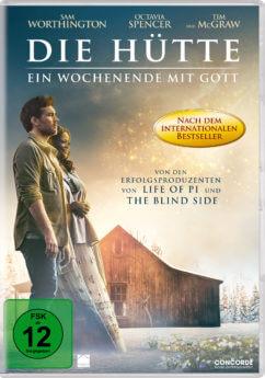 DVD-Cover Die Hütte