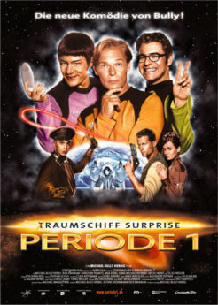 Filmposter (T)Raumschiff Surprise – Periode 1