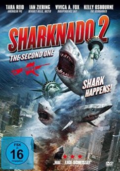 DVD-Cover Sharknado 2
