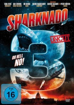 DVD-Cover Sharknado 3