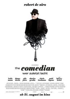 Filmposter The Comedian