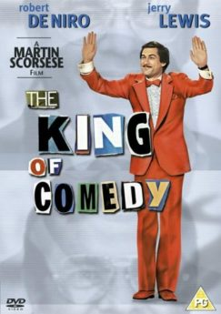 DVD-Cover The King of Comedy