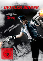 DVD-Cover Officer Downe