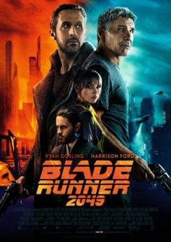 Filmposter Blade Runner 2049