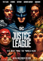 Filmposter Justice League