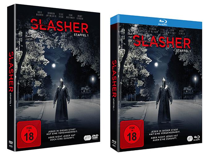 DVD und BD Slasher
