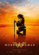 Filmposter Wonder Woman