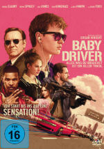 DVD-Cover Baby Driver
