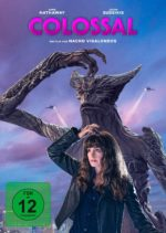 DVD-Cover Colossal