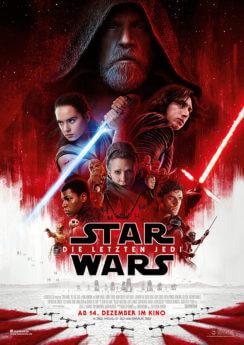 Filmposter Star Wars: Die letzten Jedi
