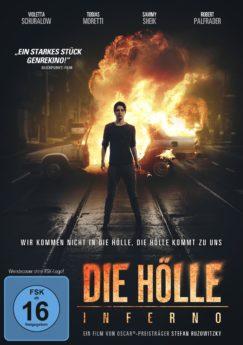 DVD-Cover Die Hölle