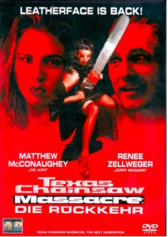 DVD-Cover TCM Die Rückkehr