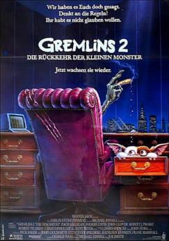 Filmposter Gremlins 2