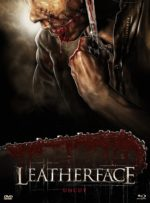 DVD-Cover Leatherface