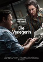 Filmposter Die Verlegerin