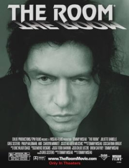Filmposter The Room
