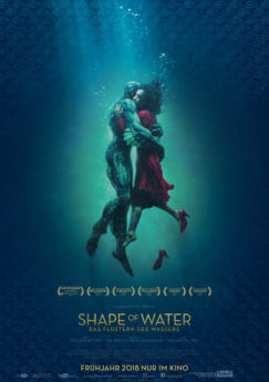 Filmposter Shape of Water