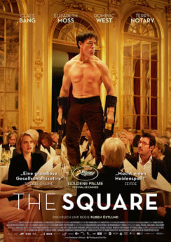 Filmposter The Square
