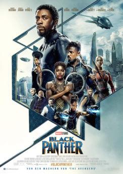 Filmposter Black Panther