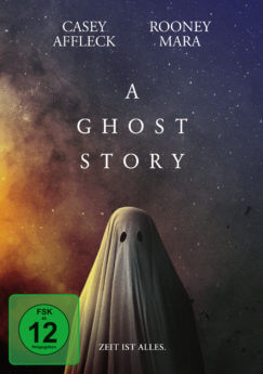 DVD-Cover A Ghost Story