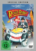 DVD-Cover Falsches Spiel mit Roger Rabbit