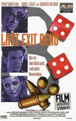Filmposter Last Exit Reno