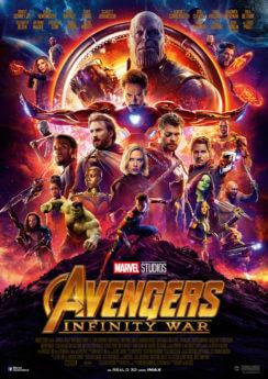 Filmposter Avengers: Infinity War