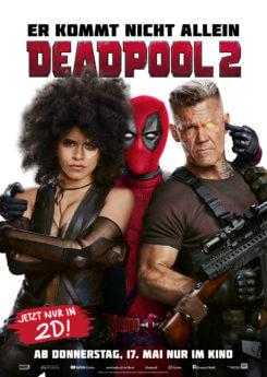 Filmposter Deadpool 2