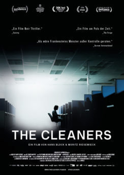 Filmposter The Cleaners