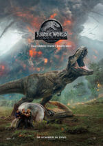 Filmposter Jurassic World 2