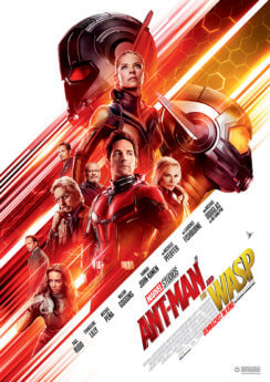 Filmposter Ant-Man and the Wasp