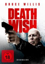 DVD-Cover Death Wish