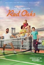 Poster Red Oaks