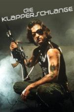 Filmposter Die Klapperschlange