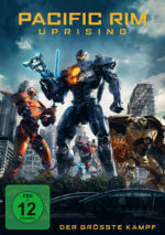 DVD-Cover Pacific Rim: Uprising