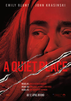 Filmposter A Quiet Place