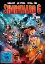 DVD-Cover Sharknado 6