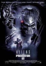 Filmposter Aliens vs. Predator 2