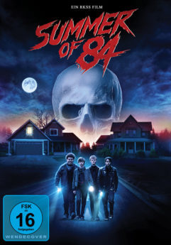 DVD-Cover Summer of 84