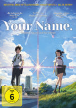 DVD-Cover Your Name